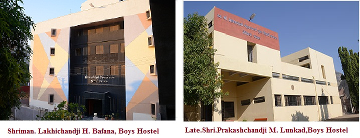RMD & Lunkad Boys Hostel