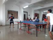 Participated SPPU Nashik Zone intercollegiate Table tennis competition