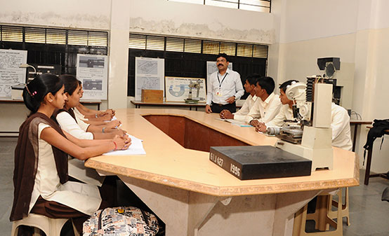 Metrology and Quality Control lab
