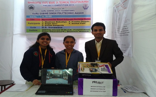MSBTE State Level Project Competition