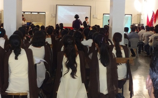 Seminar on the topic Personality Development